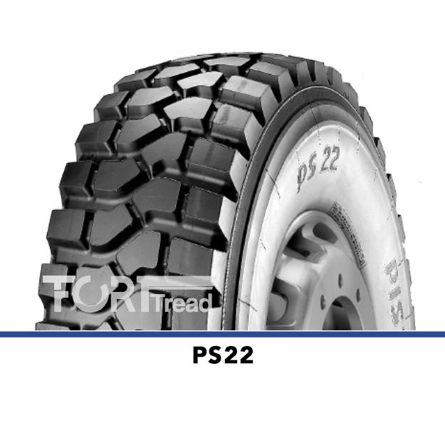 Pneu Poids Lourds Pirelli PS22