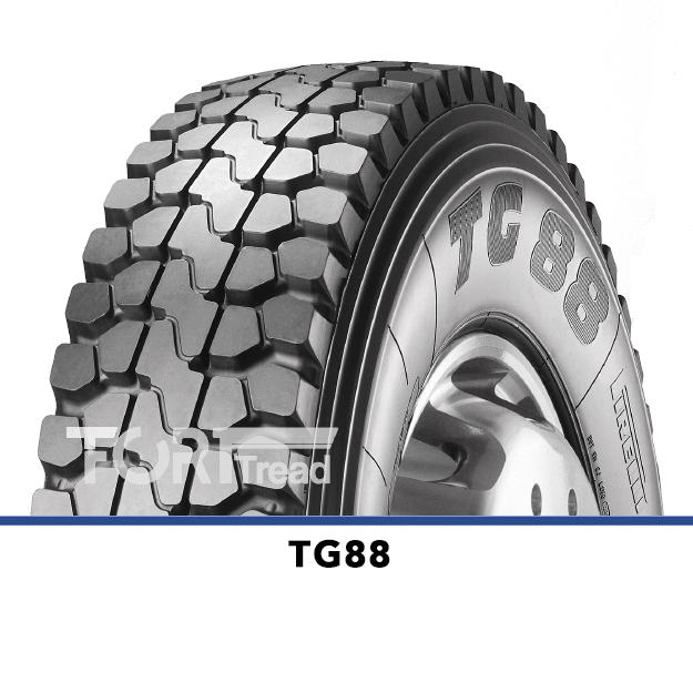 Pneus Poids Lourds Pirelli TG88