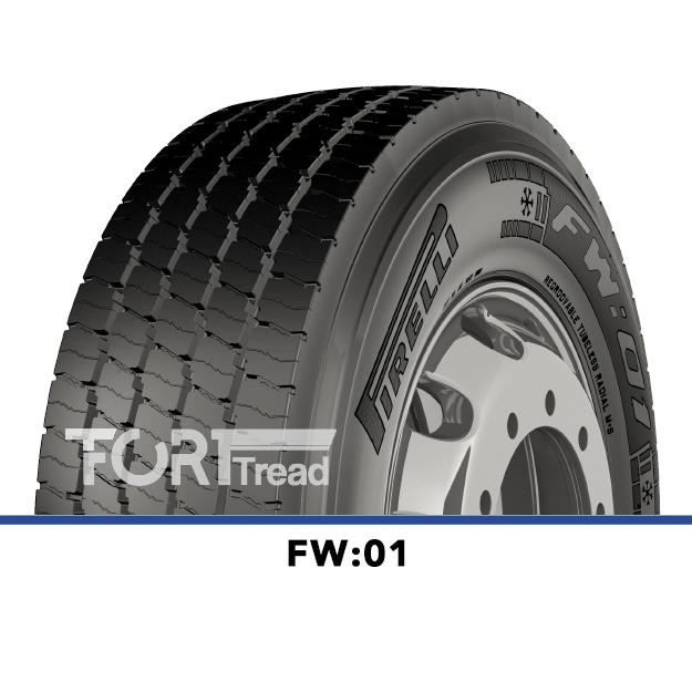 Pneus Pirelli FW:01