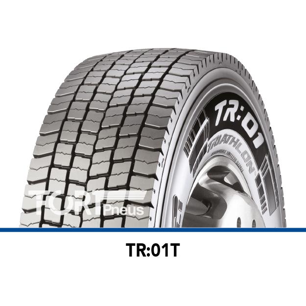 Pneus Poids Lourds Pirelli TR:01T