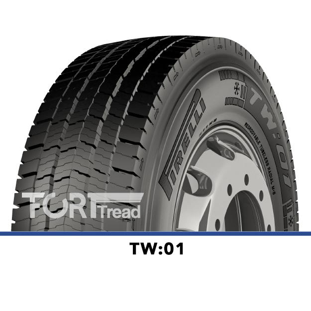 Pneus Pirelli TW:01