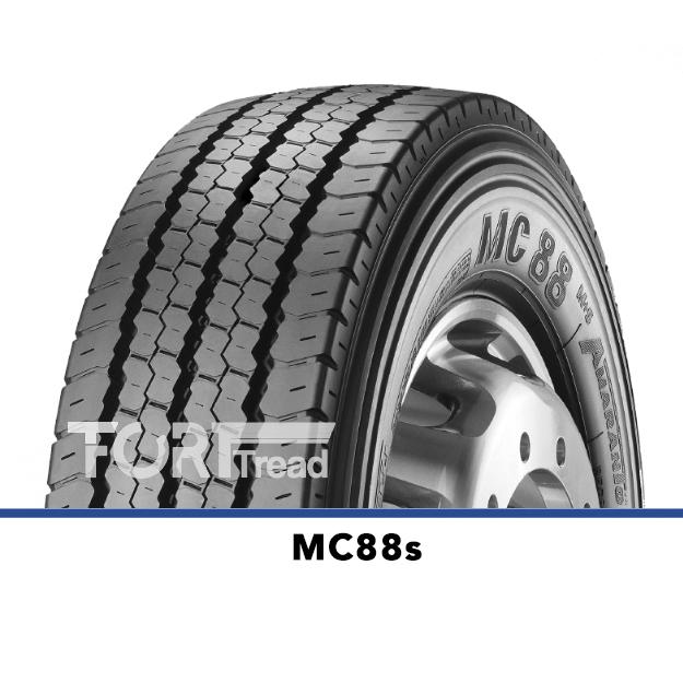 Pneu Poids Lourds Pirelli MC88s