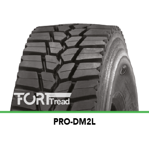 Pneu poids lourds PROTREAD PRO-DML2