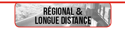 titre regional longue distance