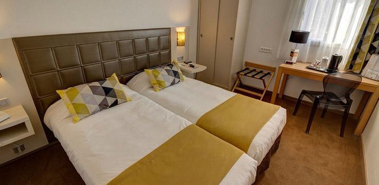 magnifiques chambres d'hotel à Arles