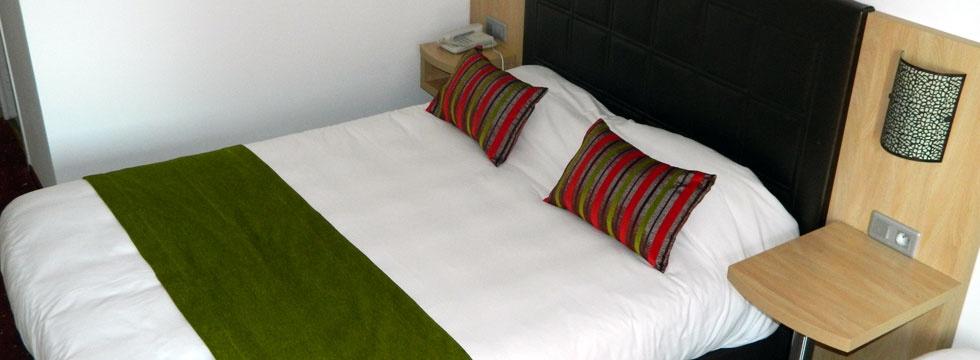 chambre hotel à Arles