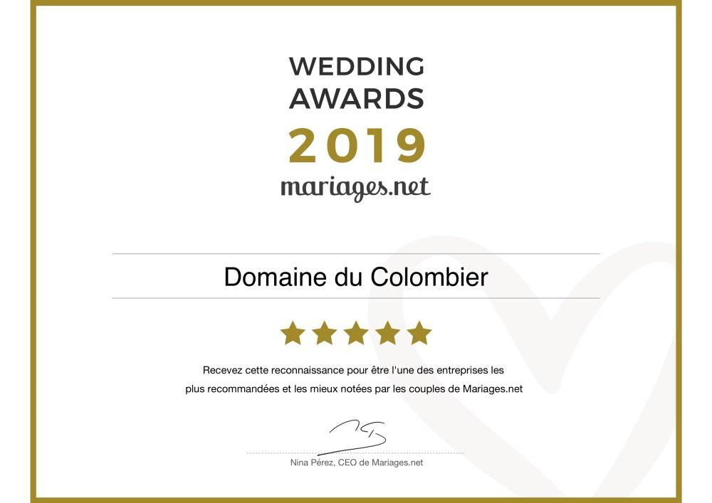 Domaine Du Colombier Mariage A Beauvais Reception Et