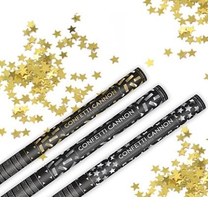 Canons lance-confettis, une option originale pour réchauffer l'ambiance - Sparklers Club