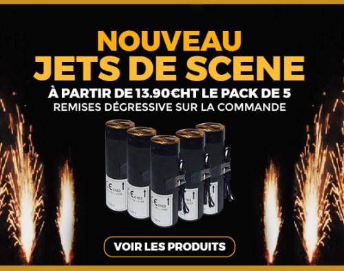 LE JET DE SCÈNE, C'EST QUOI - Sparklers Club