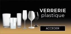 Les verres en plastique incassables - Sparklers Club