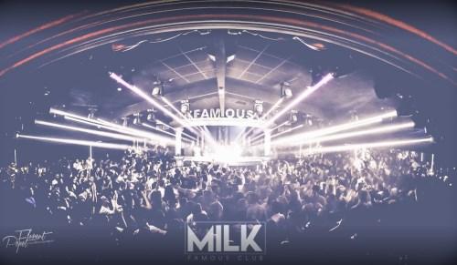 Discothèque Montpellier Le Milk  - Sparklers Club